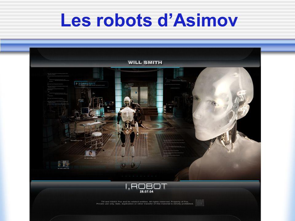 Les robots d'Asimov