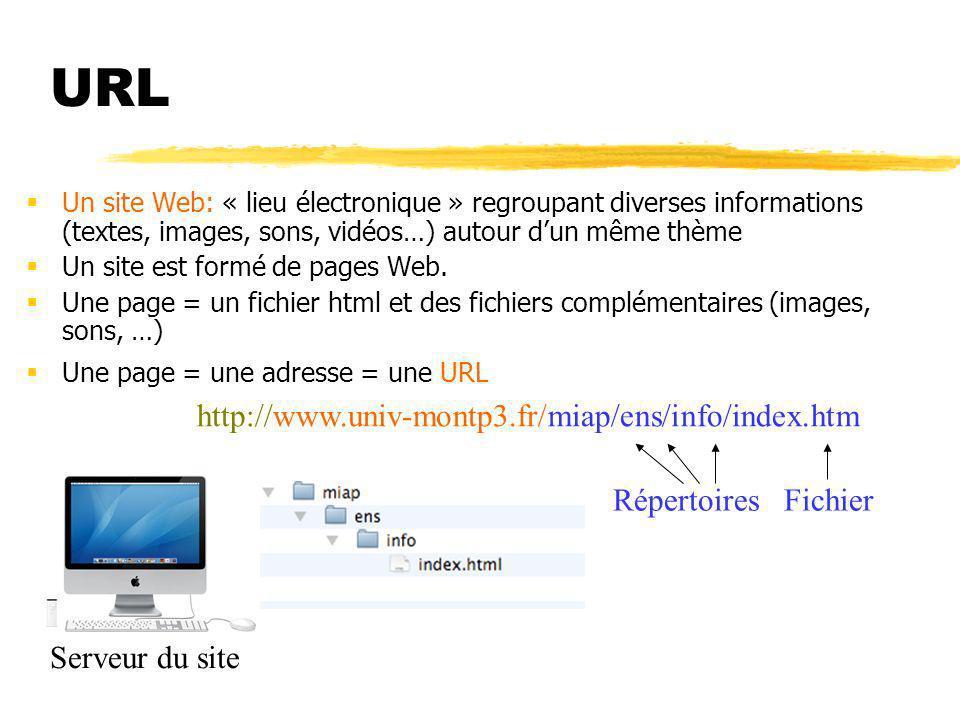 URL http://www.univ-montp3.fr/miap/ens/info/index.htm
