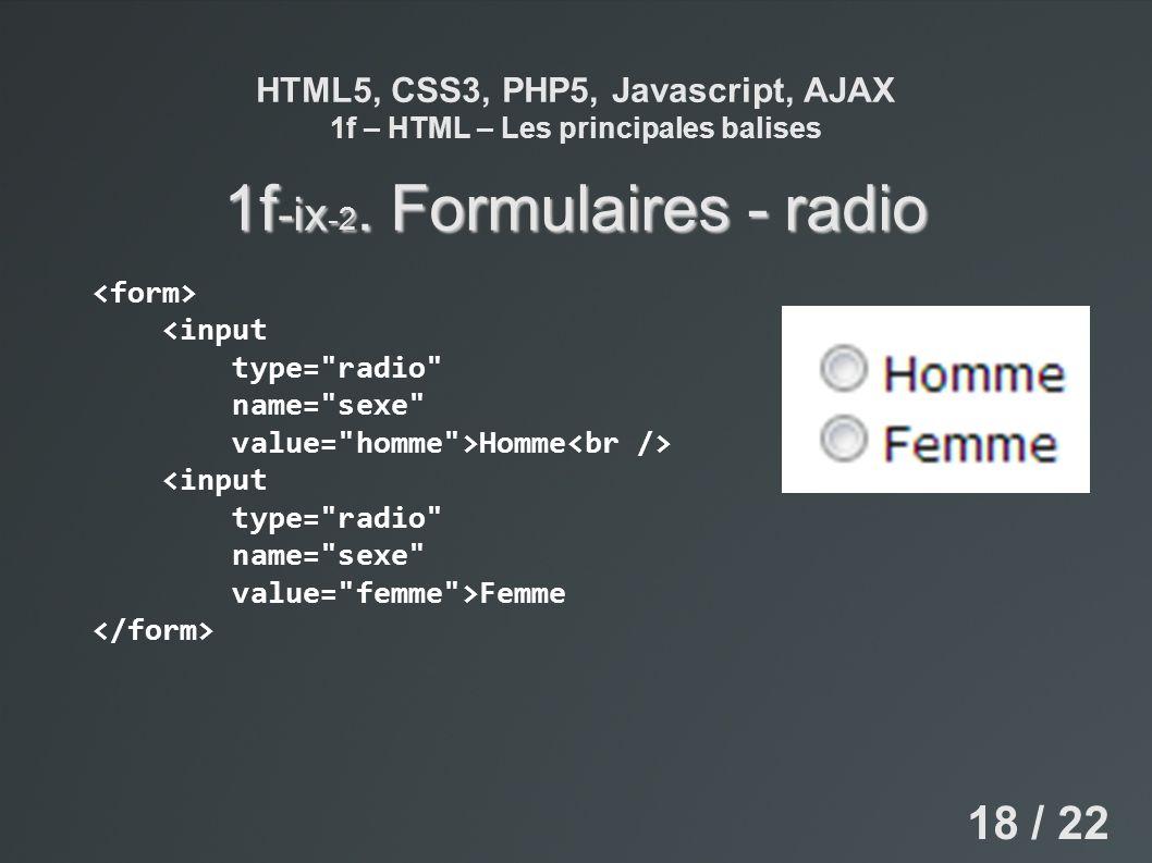 1f-ix-2. Formulaires - radio