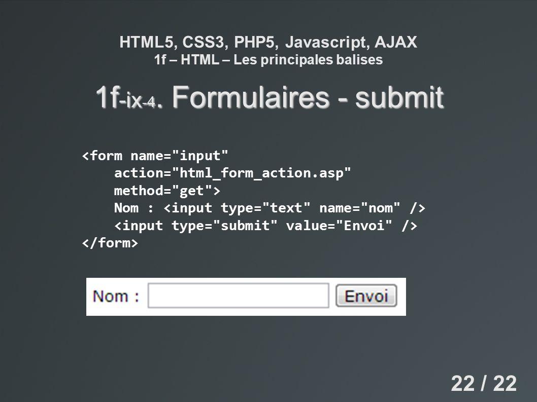 1f-ix-4. Formulaires - submit