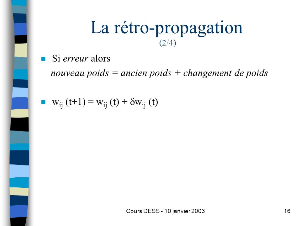La rétro-propagation (2/4)