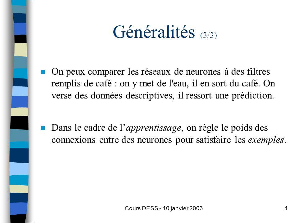 Généralités (3/3)