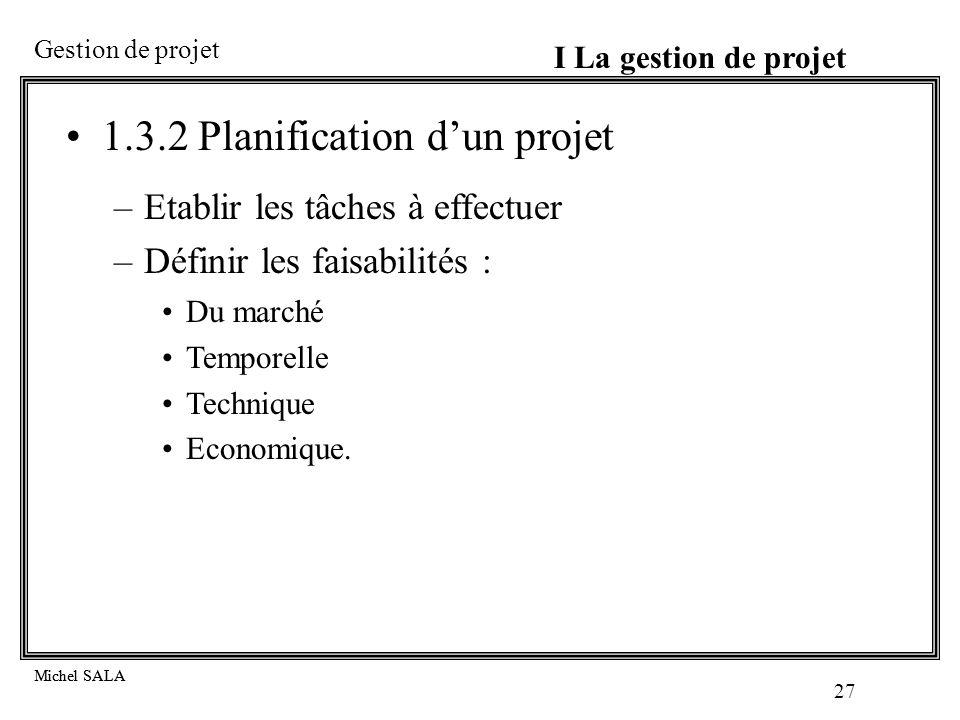 1.3.2 Planification d'un projet