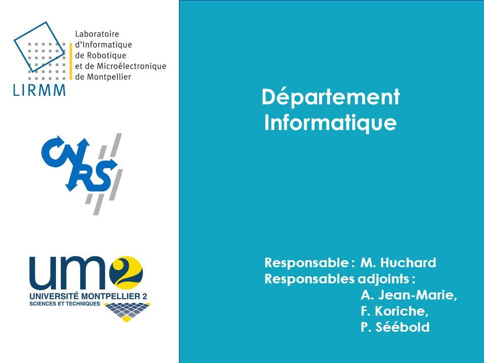 Département Informatique Département Informatique