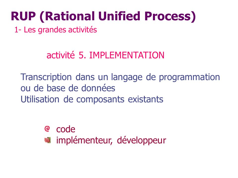 RUP (Rational Unified Process)