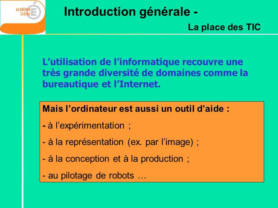 Introduction générale -