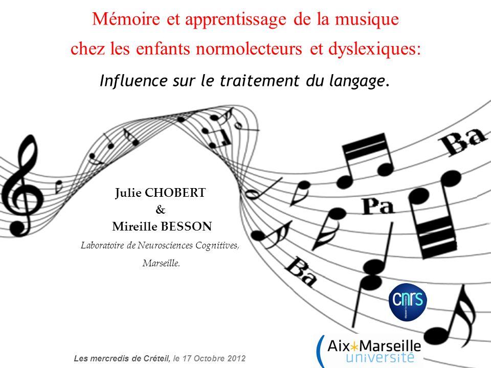 Les mercredis de Créteil, le 17 Octobre 2012