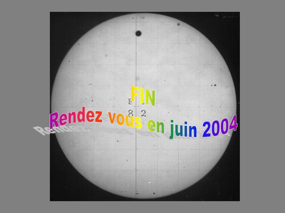 FIN Rendez vous en juin 2004