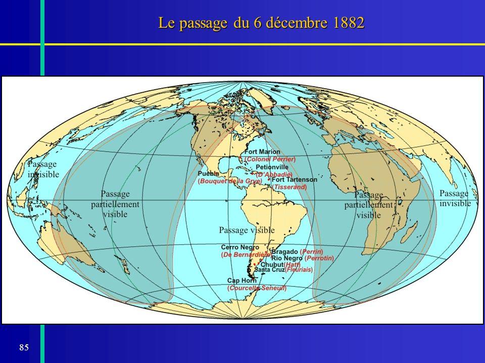 Le passage du 6 décembre 1882