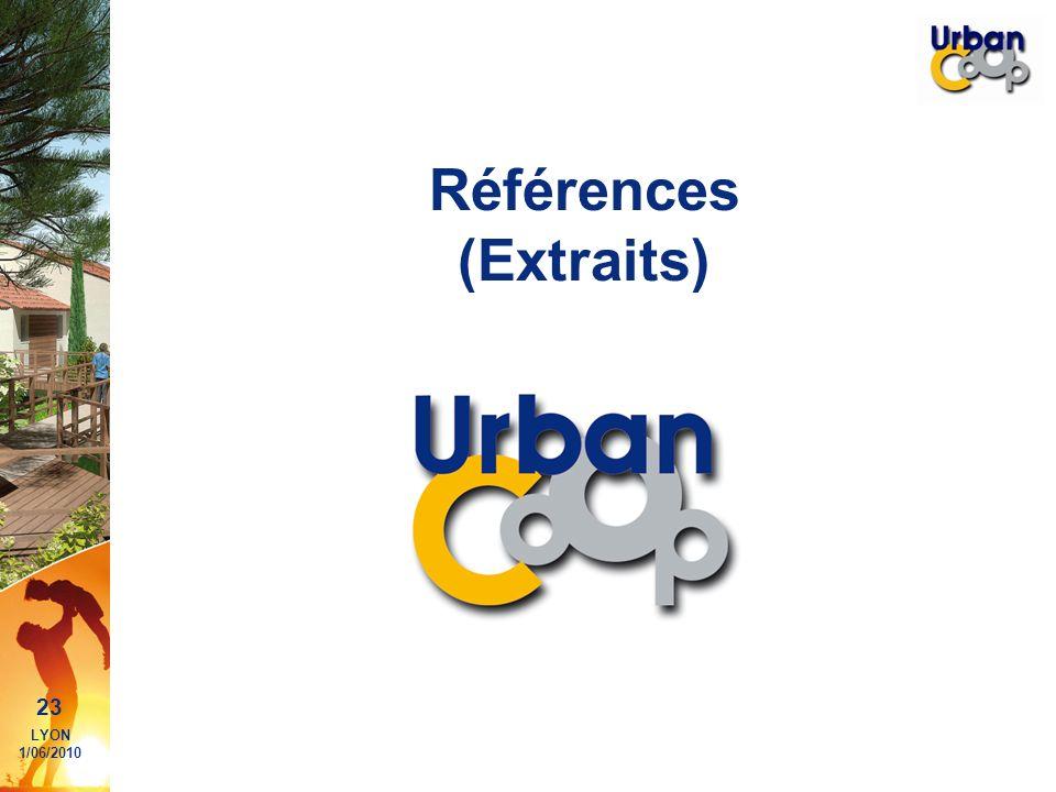 Références (Extraits)