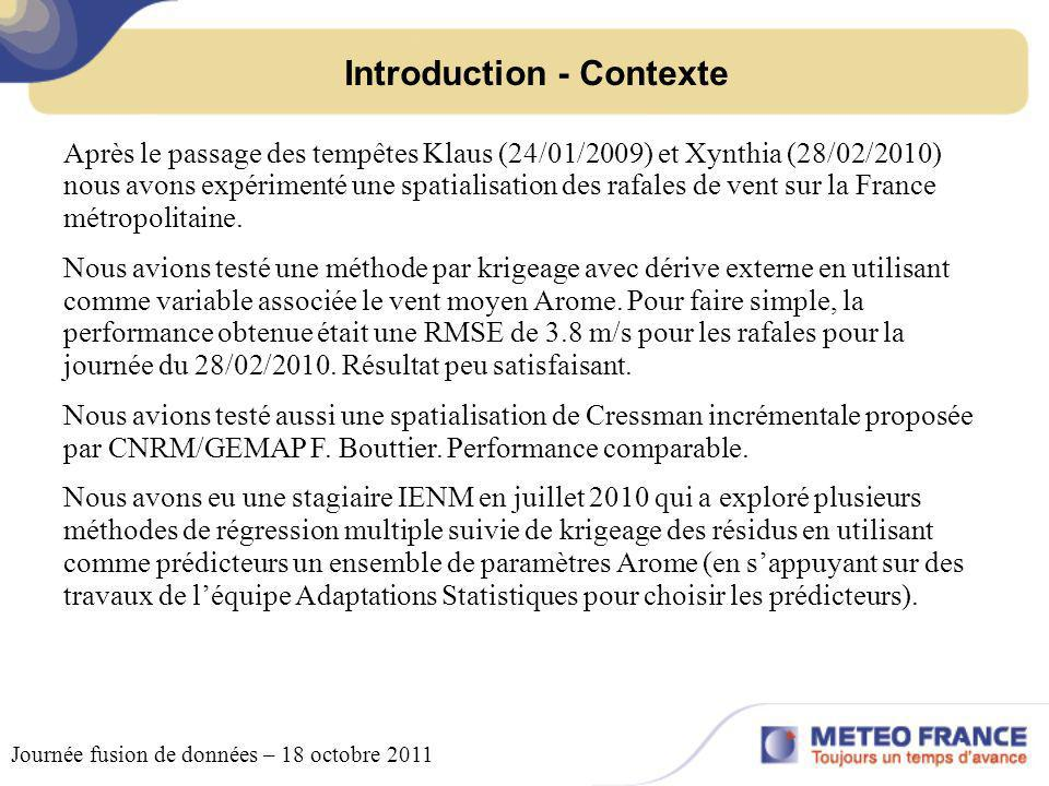 Introduction - Contexte