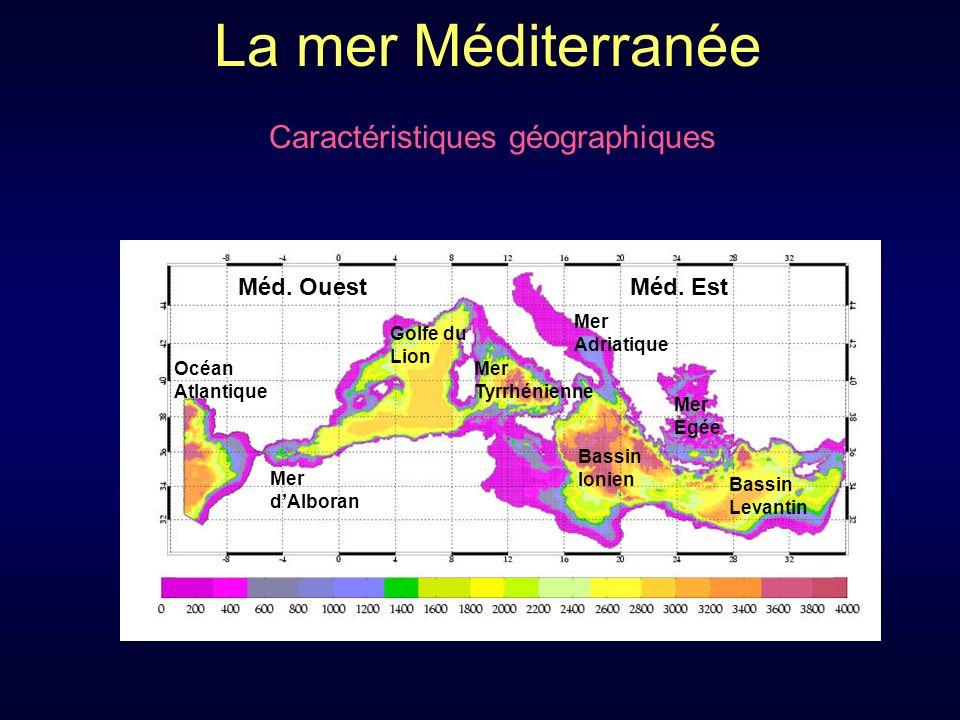 Caractéristiques géographiques