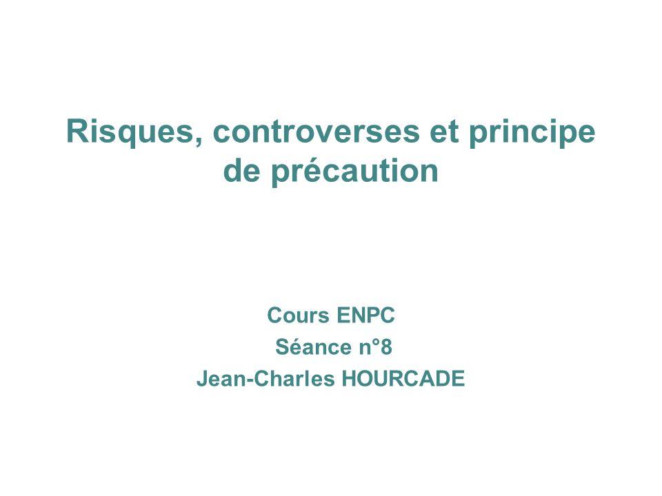Risques, controverses et principe de précaution