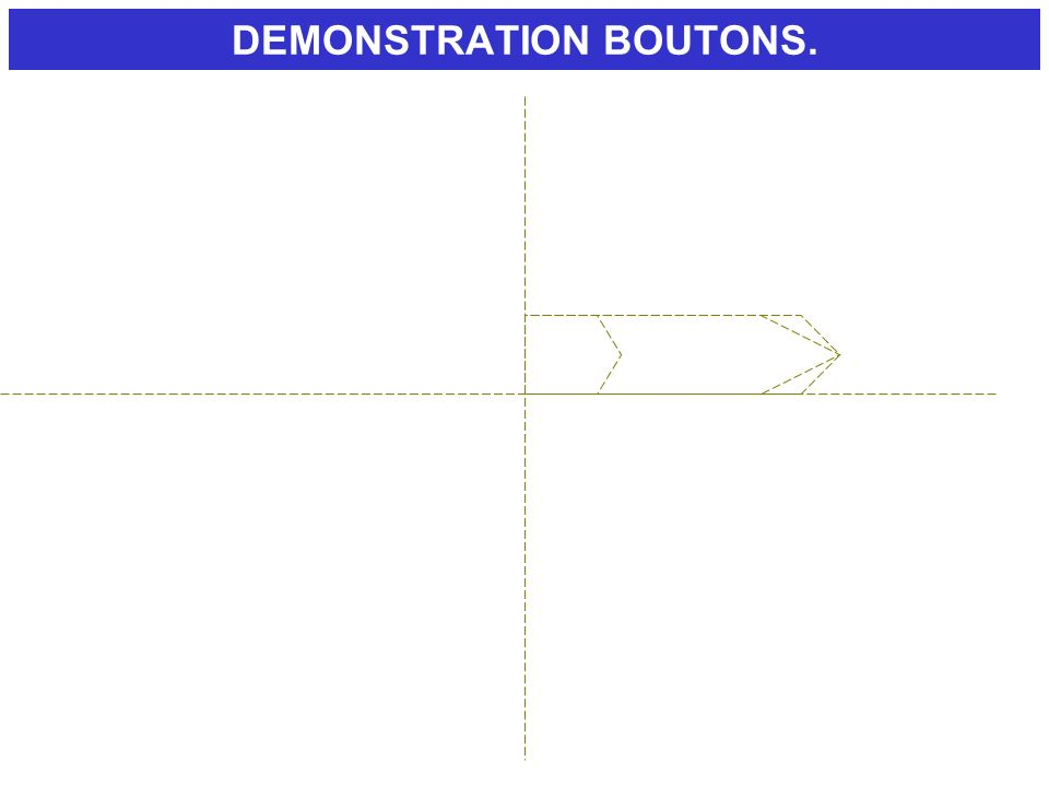 DEMONSTRATION BOUTONS.
