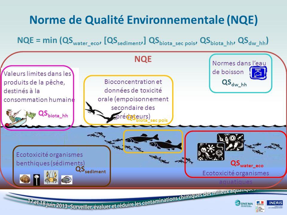 Norme de Qualité Environnementale (NQE)