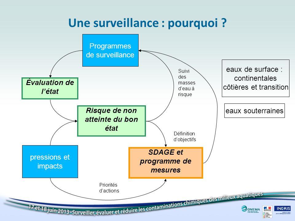 Une surveillance : pourquoi