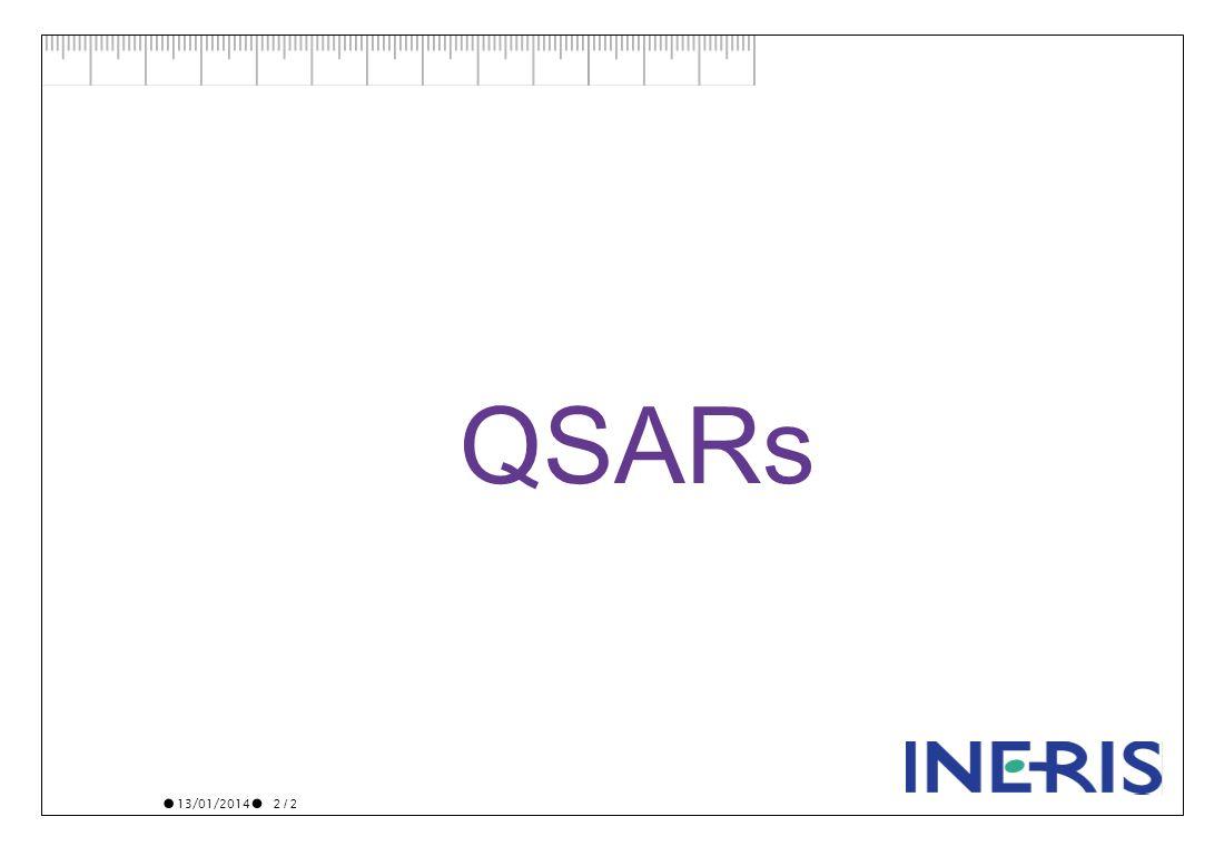 QSARs