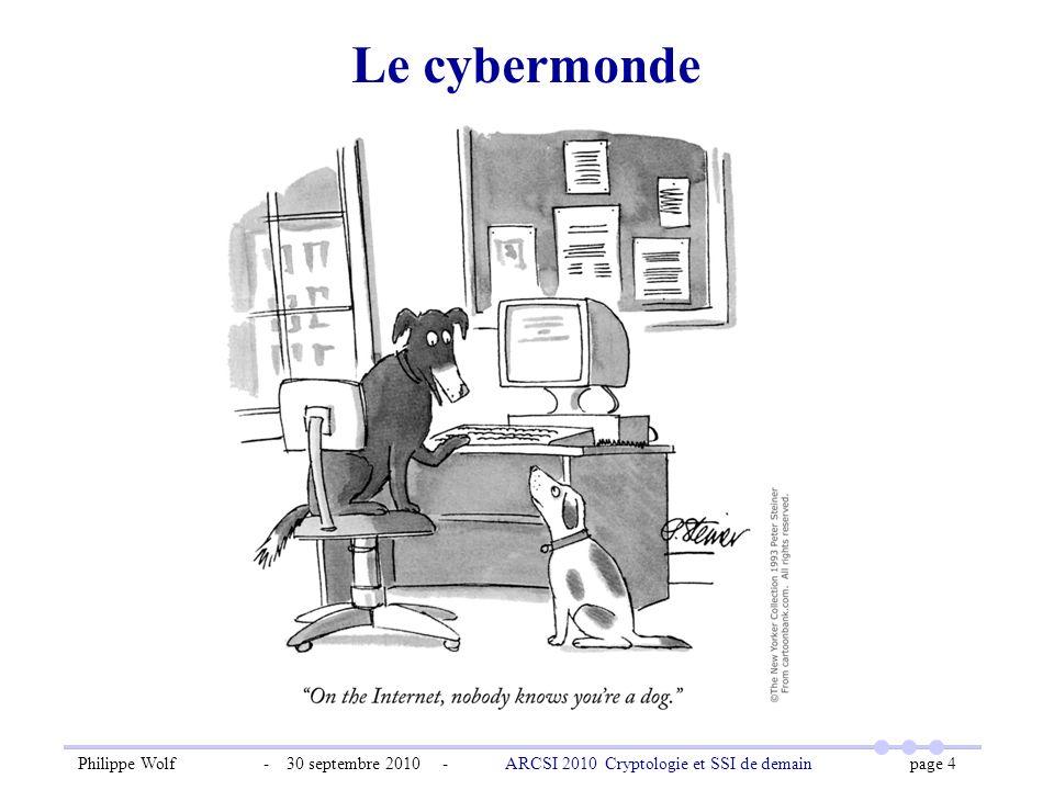 Le cybermonde