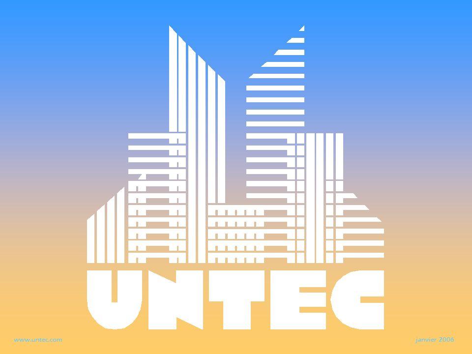 www.untec.com janvier 2006