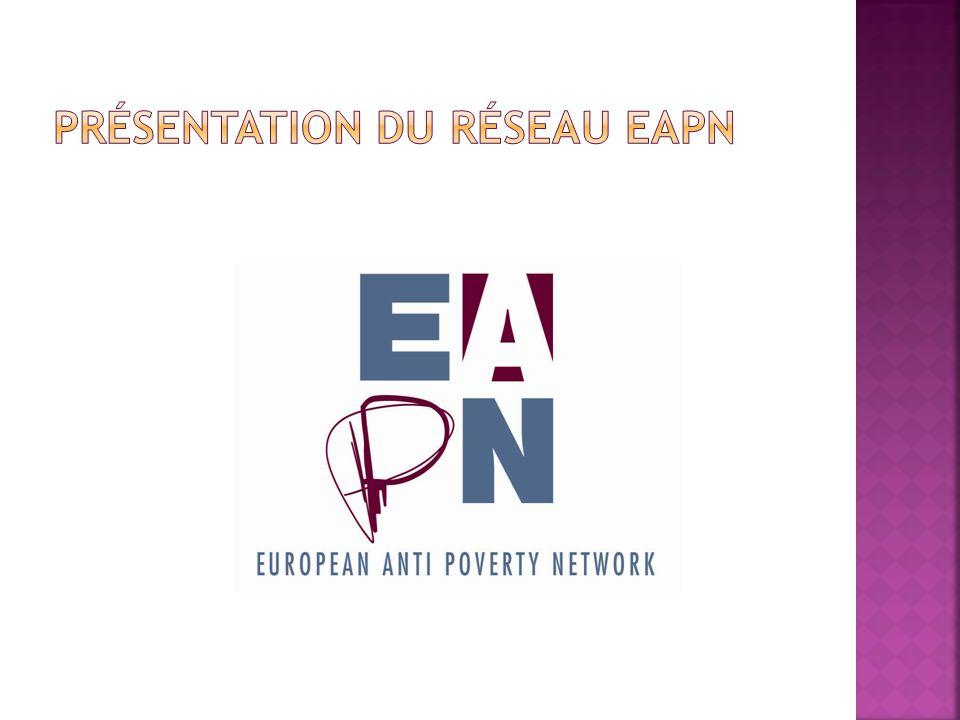 Présentation du réseau EAPN