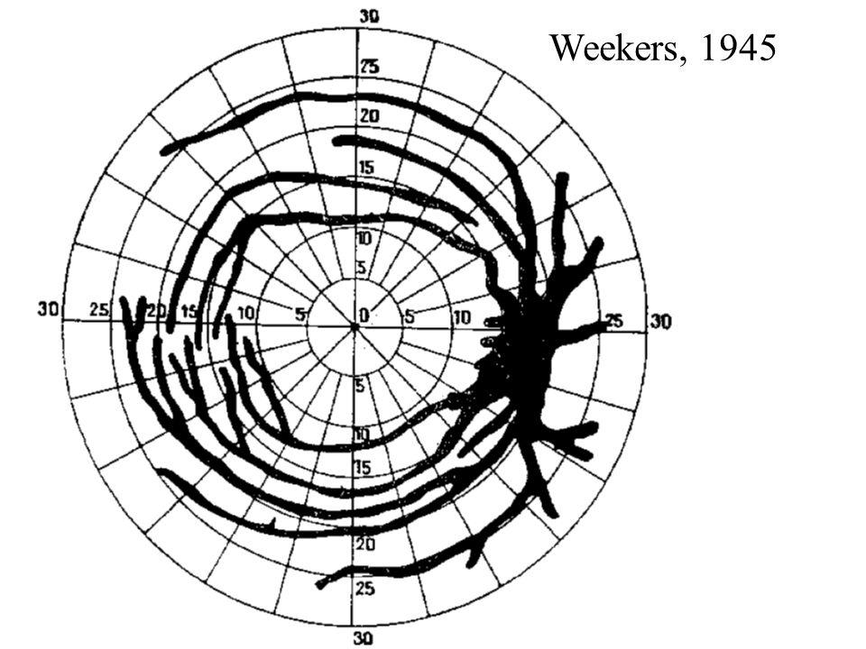 Weekers, 1945
