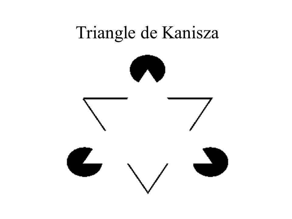 Triangle de Kanisza