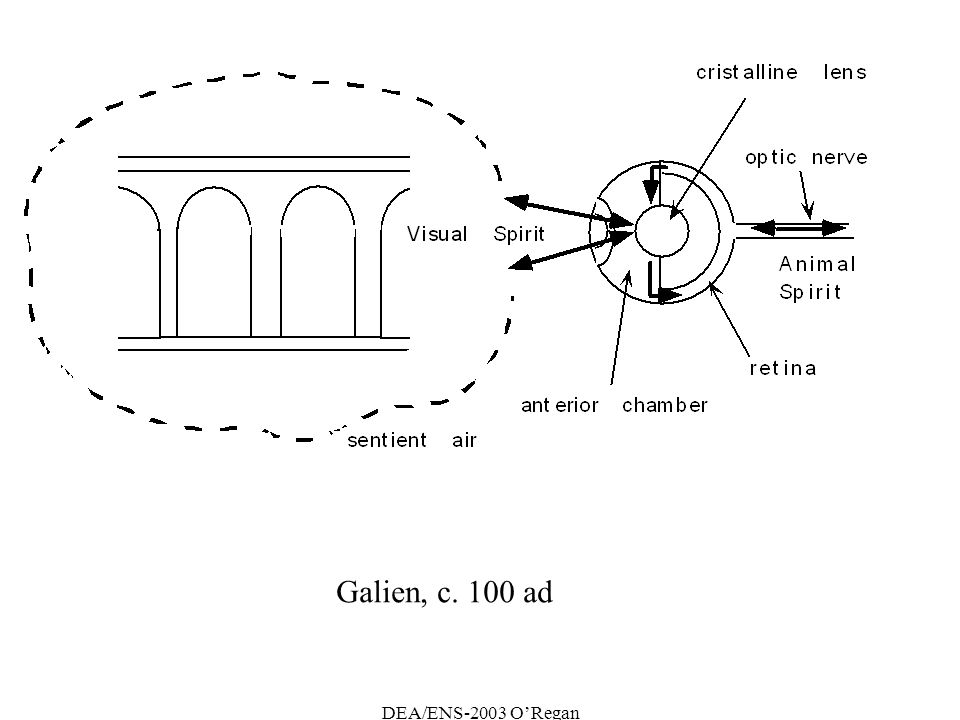 Galien, c. 100 ad DEA/ENS-2003 O'Regan