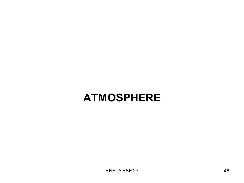 ATMOSPHERE ENSTA ESE 23