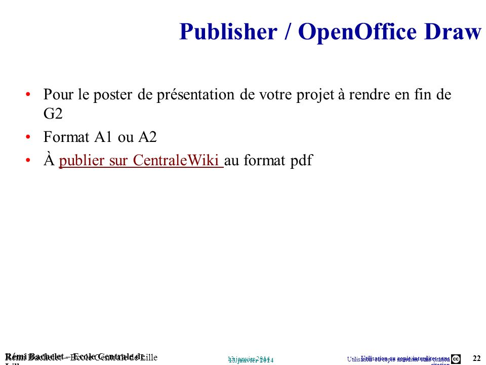 Publisher / OpenOffice Draw