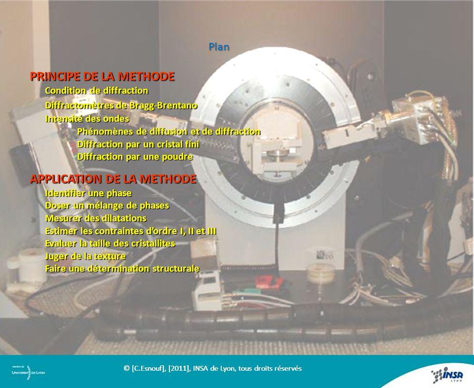 Diffractomètres de Bragg-Brentano