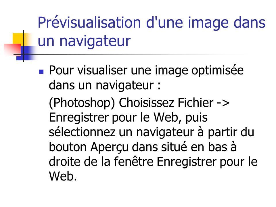 Prévisualisation d une image dans un navigateur