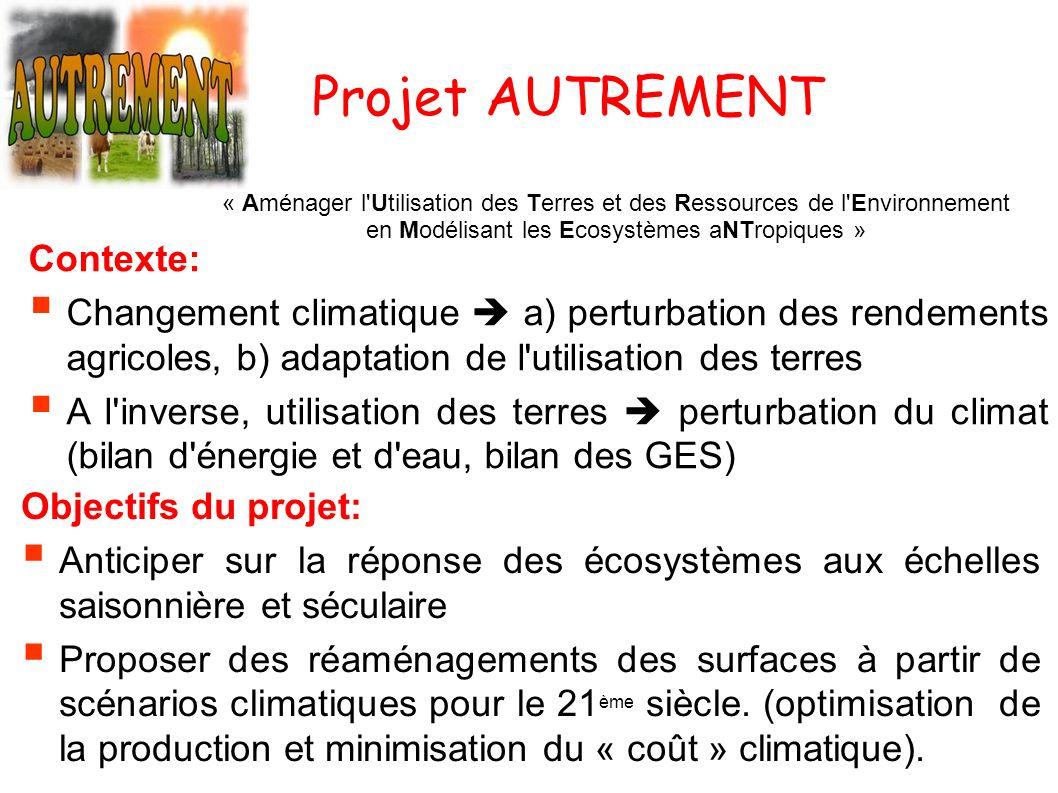 en Modélisant les Ecosystèmes aNTropiques »