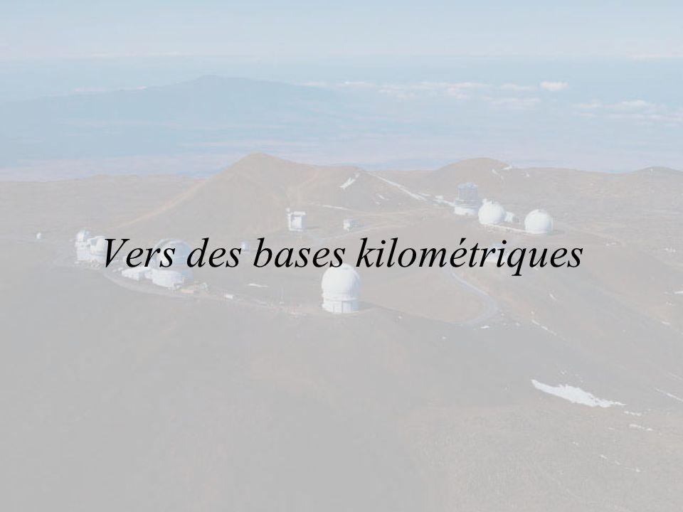 Vers des bases kilométriques