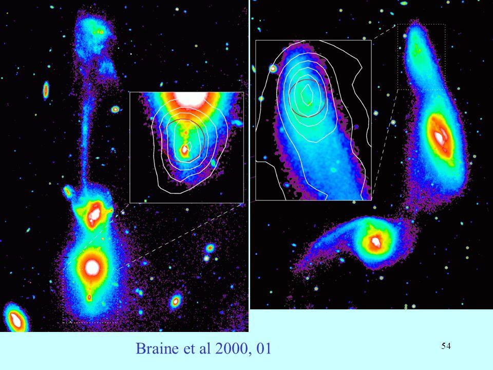 Braine et al 2000, 01