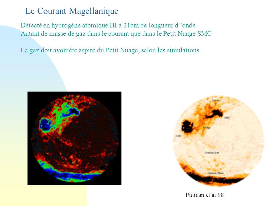 Le Courant Magellanique