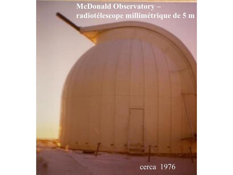 McDonald Observatory –