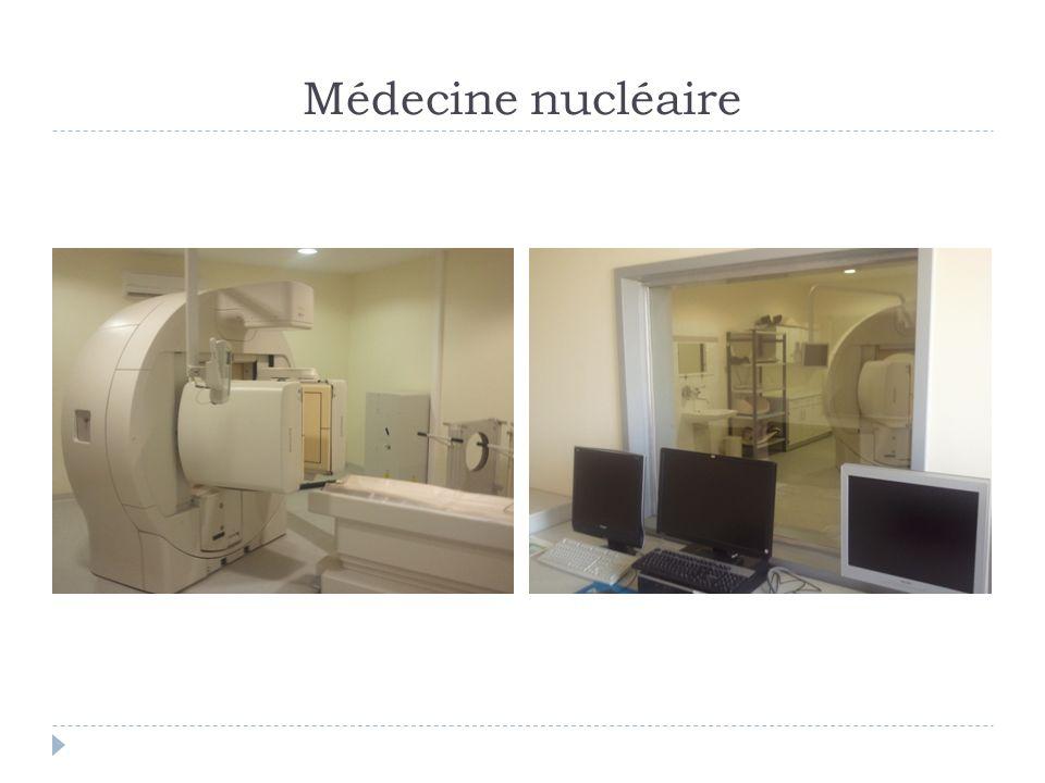 Médecine nucléaire