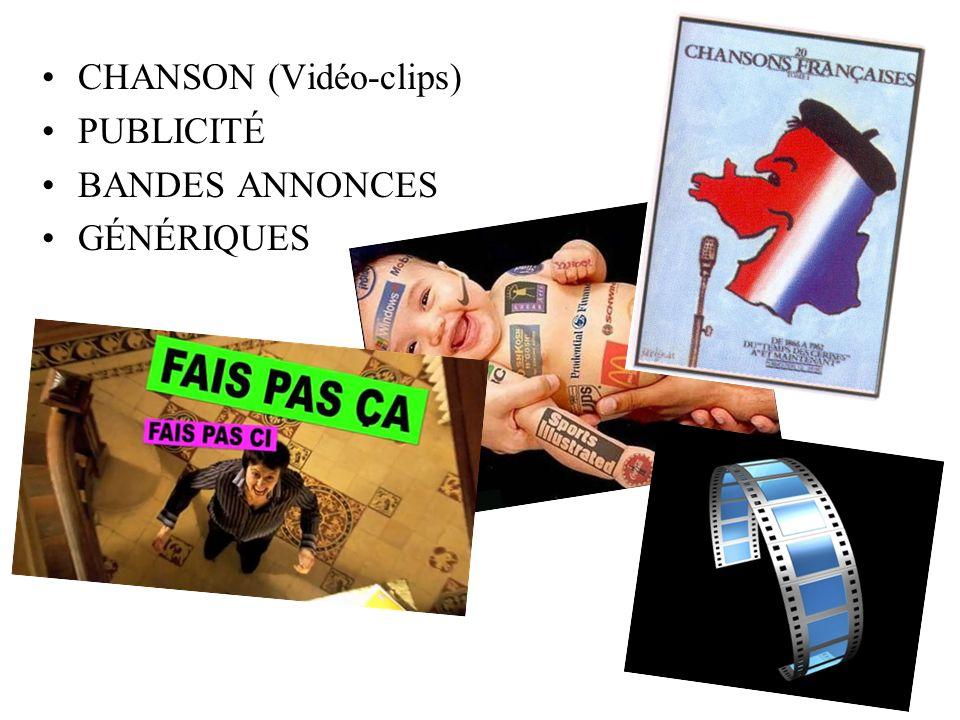 CHANSON (Vidéo-clips)
