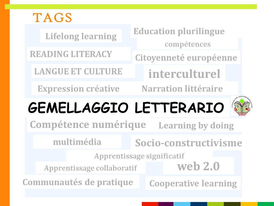 GEMELLAGGIO LETTERARIO