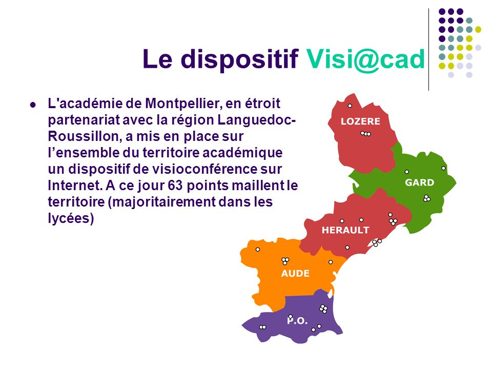 Le dispositif Visi@cad
