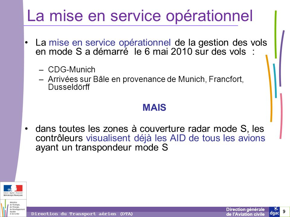 La mise en service opérationnel