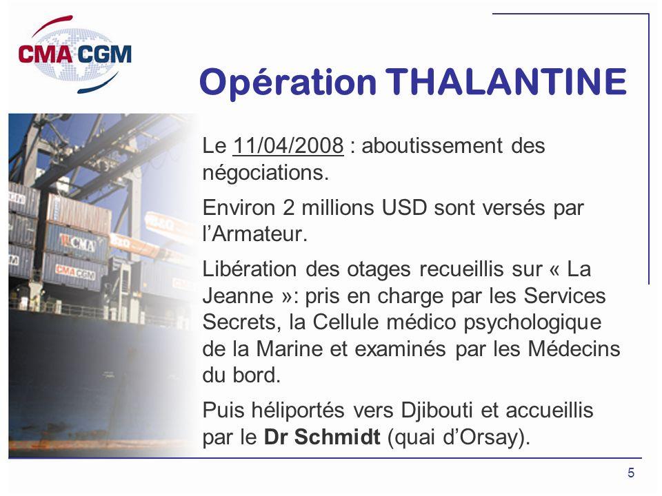 Opération THALANTINE