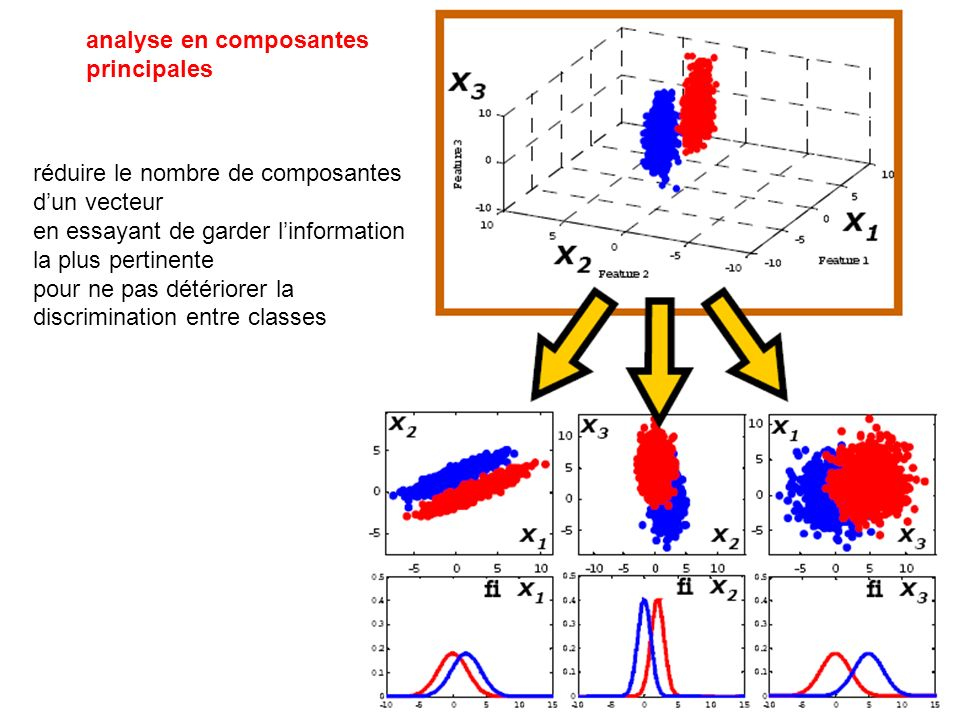 analyse en composantes