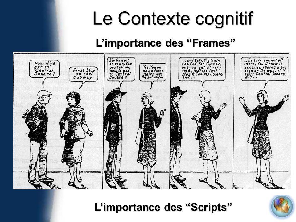 L'importance des Frames