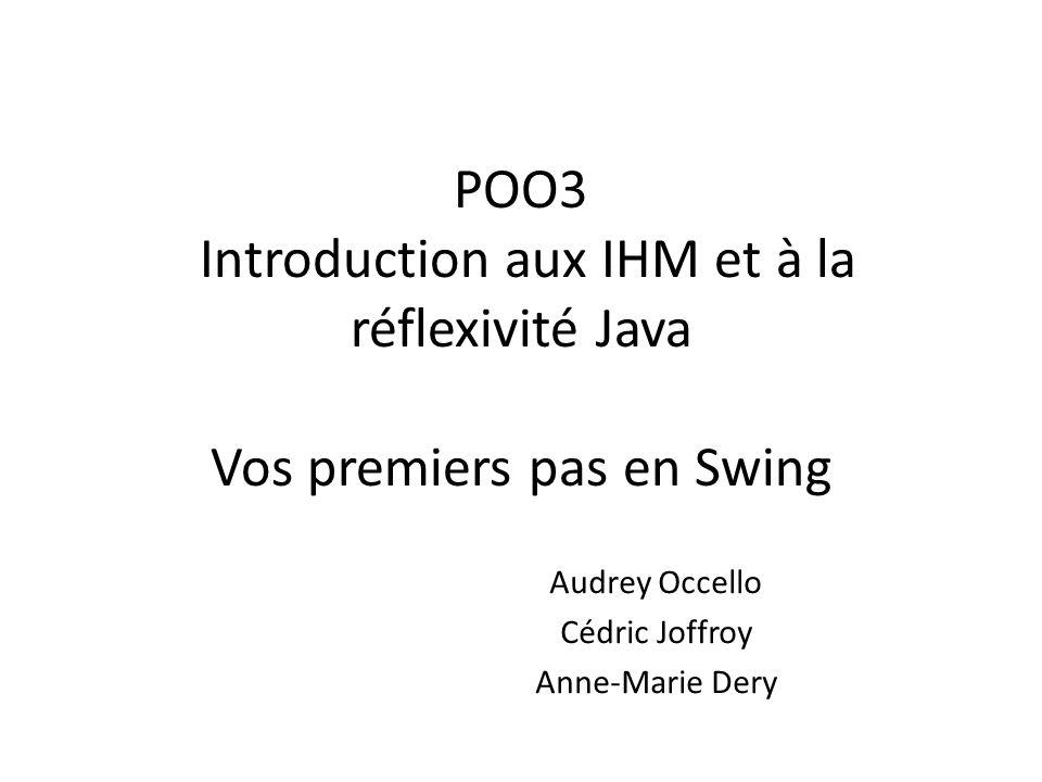 Audrey Occello Cédric Joffroy Anne-Marie Dery