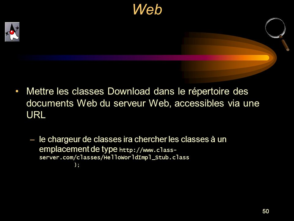 Hello World : Démarrage du serveur Web
