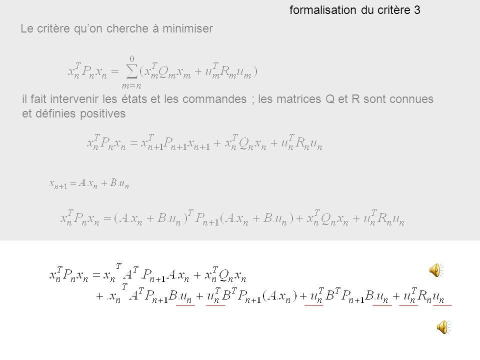 formalisation du critère 3