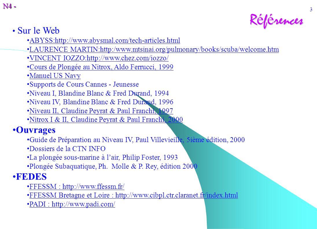Références Ouvrages FEDES Sur le Web
