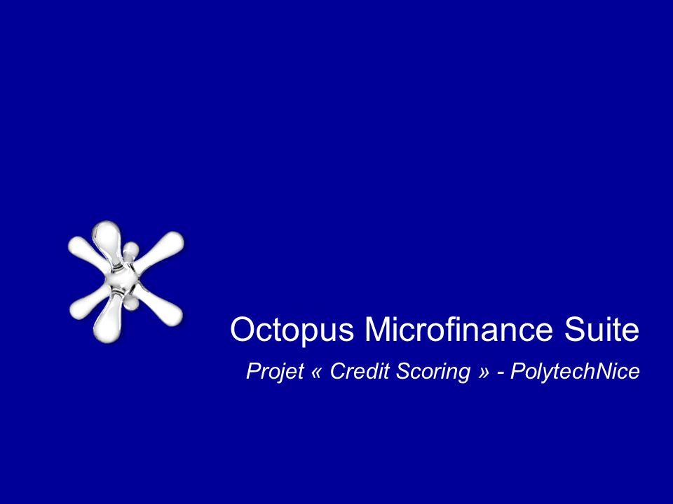 Octopus Microfinance Suite