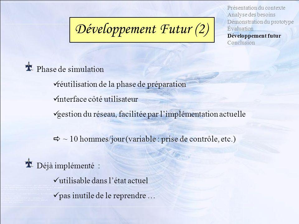 Développement Futur (2)